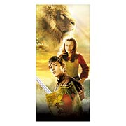 Неформатный постер Chronicles of Narnia